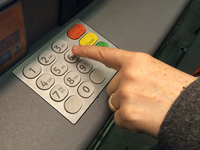 Staying Safe at the ATM | A Few Considerations