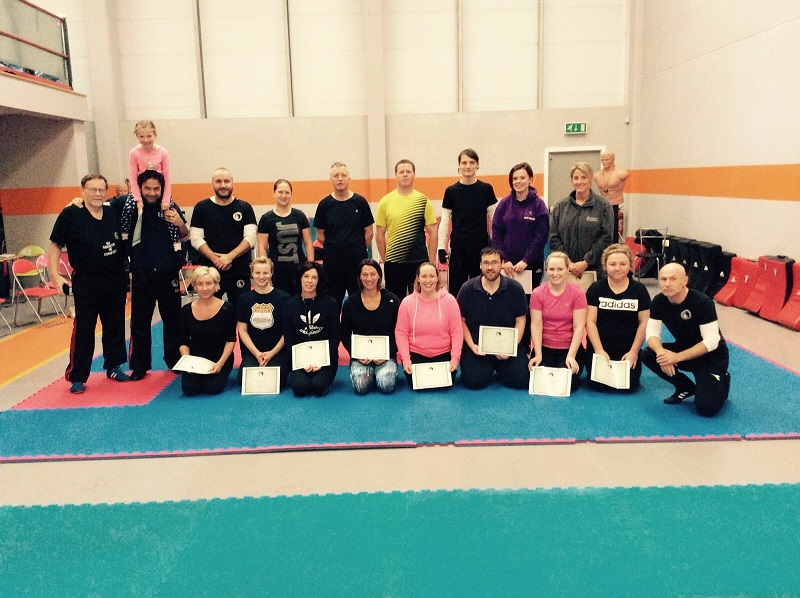 January 2018 Self Defence Weekend Seminar