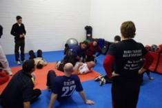 September 2016 Self Defence Weekend Seminar