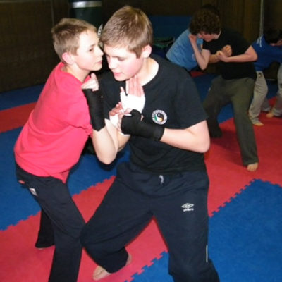 Teens Self Defence Training
