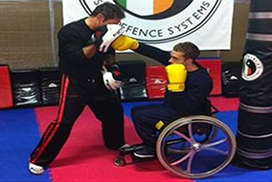 Wheelchair User Self Defence Course