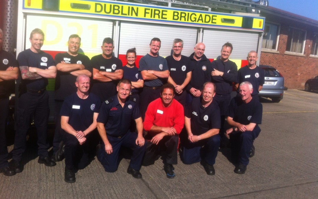 It's Dublin Fire Brigade 2015