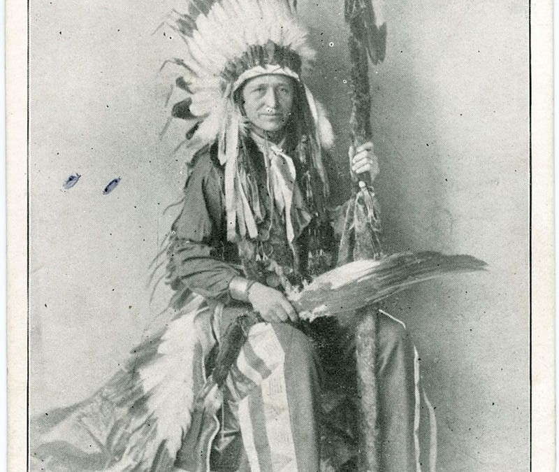 Chief Standing Bear – The Oglala Dakota Chief