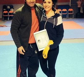 Student of the Month, December 2016 – Laura Doyle
