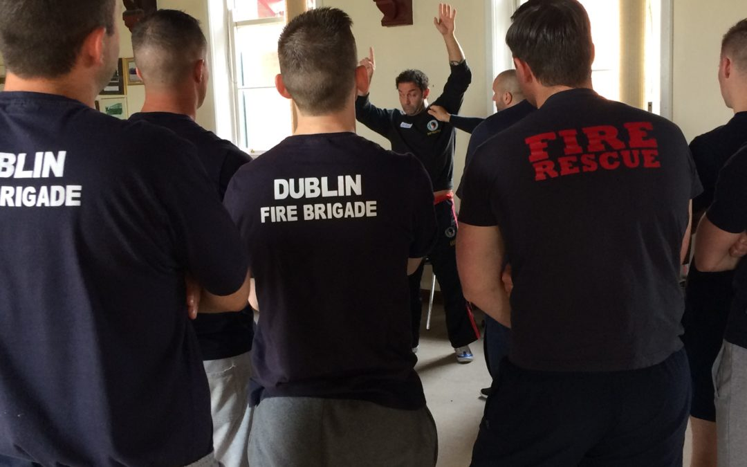 Dublin Fire Brigade Training