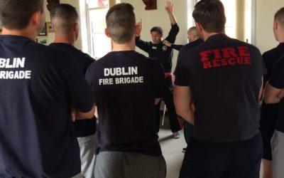 Dublin Fire Brigade Training