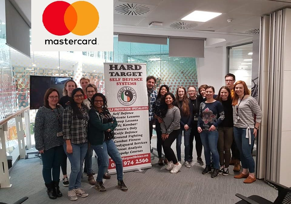 Mastercard Ireland Lunch 'n' Learn Session