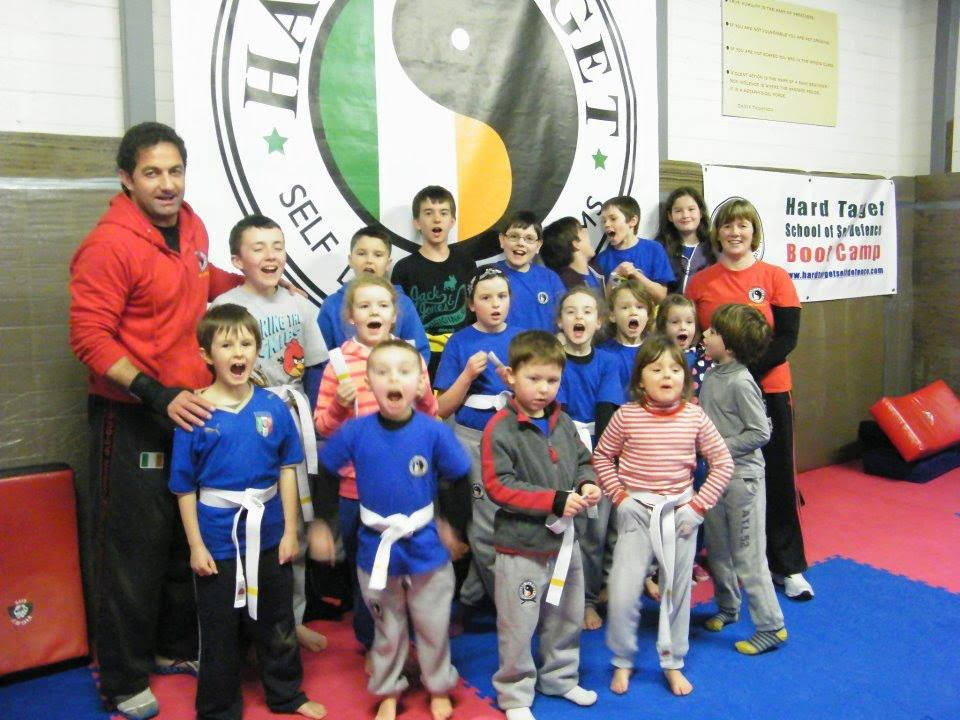Kidz Kombat Self Defence Class