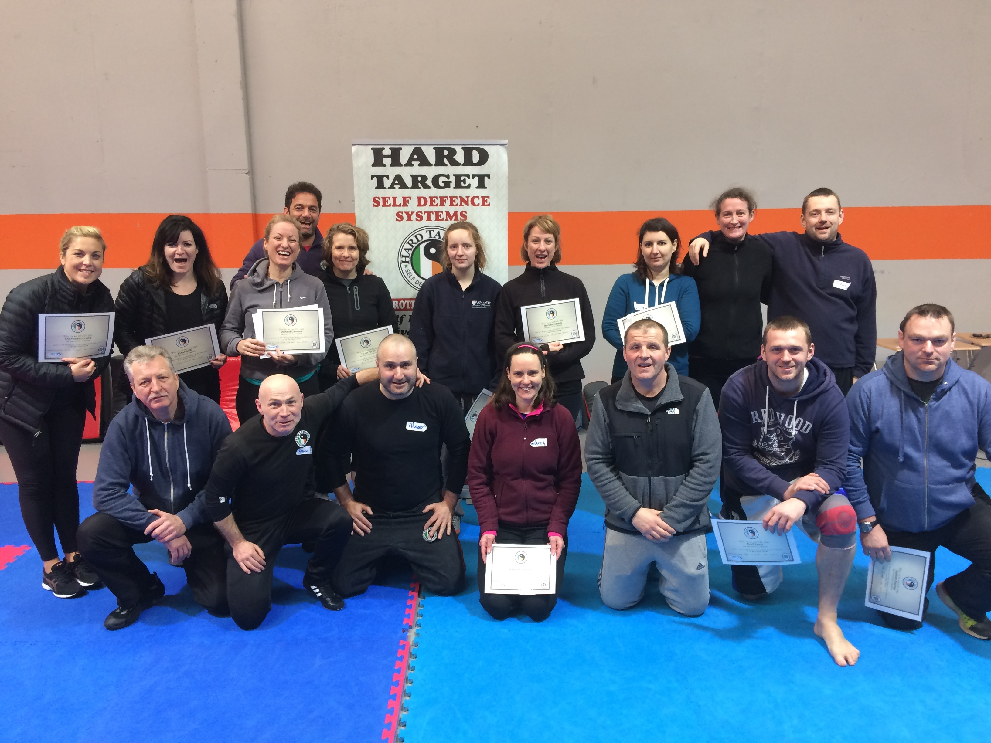 2019 June 29th & 30th - Masterclass in Self Protection & Self Defence  (Weekend Seminar)