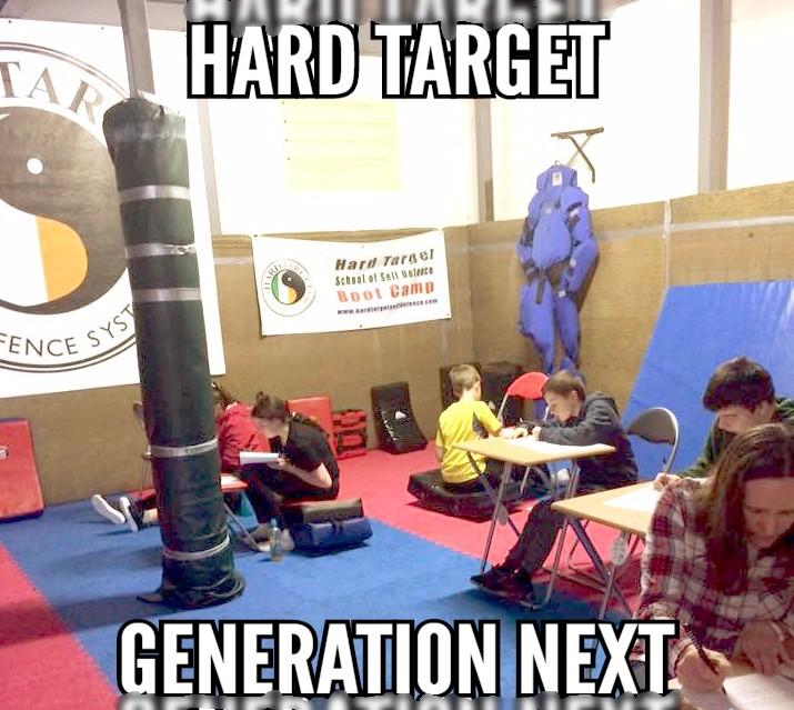 Hard Target Generation Next!