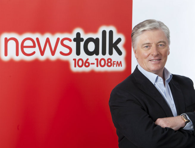 Hard Target Self Defence Features on The Pat Kenny Show.